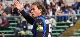 Thomas Manfredini con la maglia dell'Atalanta - Foto: Roberto Vicario (creativecommons.org/licenses/by-sa/3.0/deed.en)