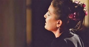 La soprano Alessandra Borin
