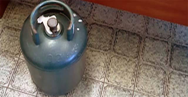 Caricava bombola da cucina col gpl - Bombola gas cucina prezzo ...