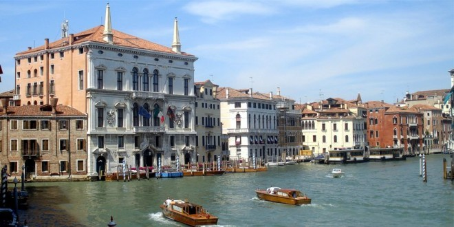 Venezia, Palazzo Balbi, sede della Giunta regionale - Foto: Alma Pater (CC)