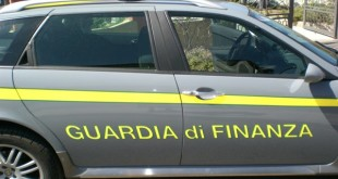 "Guardia di Finanza: operazione ""Re-itinera"""
