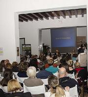 L'interno della sede Zoe a Vicenza