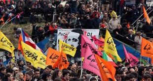 Una manifestazione di Libera contro le mafie - Foto: Antonio Scardinale (Creative Commons)