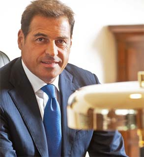 Samuele Sorato, Consigliere Delegato e Direttore Generale di Banca Popolare di Vicenza