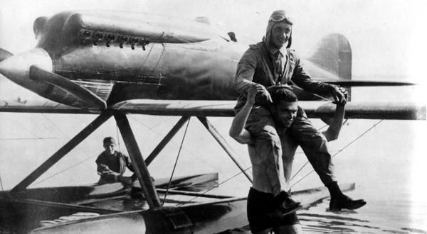 Tommaso Dal Molin, l'aviatore vicentino del quale Giuseppe Versolato era profondo conoscitore