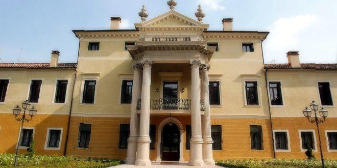 Villa Giusti del Giardino (Foto da: http://www.villa-giusti.it/)