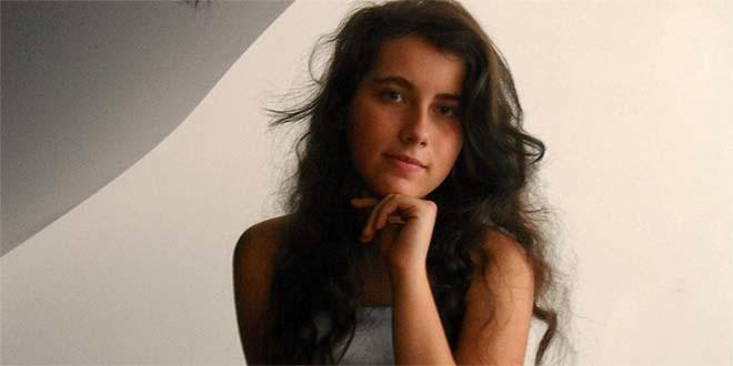 La giovane pianista Michelle Candotti