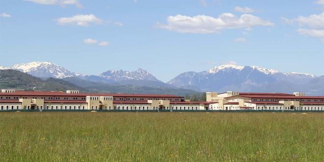 La base militare americana nell'area ex Dal Molin