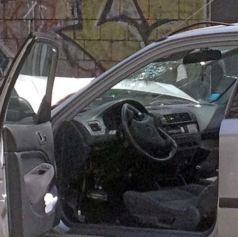 L'interno della Honda