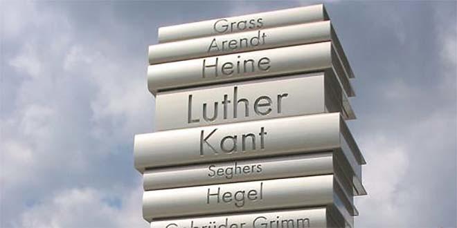 Berlino, monumento in omaggio all'invenzione della stampa - Foto: Lienhard Schulz (CC 2.5)