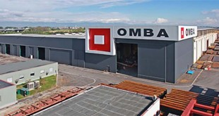 La sede della Omba, a Torri di Quartesolo (VI) - Foto da: http://www.omba.biz/