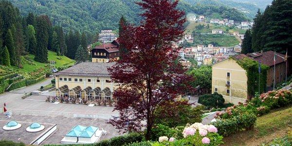 Recoaro ed il suo Stabilimento termale - Foto: Lucamenini (creativecommons.org/licenses/by-sa/3.0/deed.en)