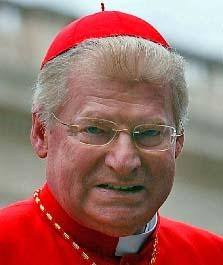 Il cardinale Angelo Scola