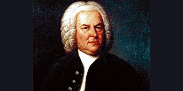 Johann Sebastian Bach in un ritratto del 1748 di Elias Gottlob Haussmann
