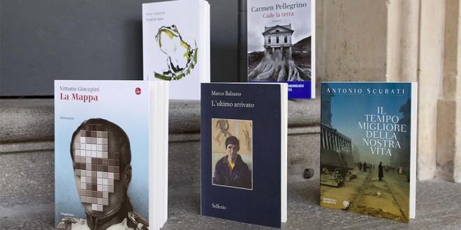 I cinque libri finalisti nel Premio Campiello di quest'anno