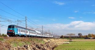 Treno linea locale