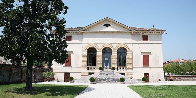 Villa Caldogno - Foto Hans A. Rosbach (CC BY-SA 2.5)