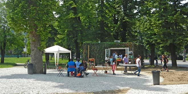 L'Oasi del Lettore, in Campo Marzo, a Vicenza