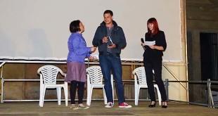 Al centro Luca Zuberbhüler, vincitore di questa edizione del Fav