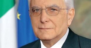 Il capo dello Stato, Sergio Mattarella (Fonte foto: ritratto ufficiale - Presidenza della Repubblica)