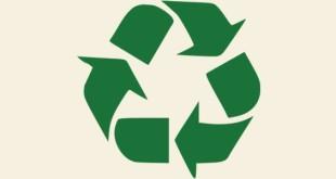 Il simbolo internazionale per i materiali riciclabili