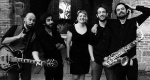 "Il gruppo ""She Blond and the Cats"""