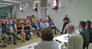 Molta partecipazione a Bassano per la presentazione del progetto per il Tribunale della Pedemontana