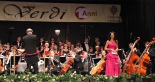 """Un momento della serata di """"Viva Verdi"""" dello scorso anno"""