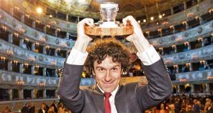 Il vincitore del Premio Campiello 2015 Marco Balzano