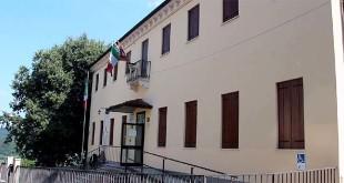 La scuola elementare Paolo Lioy, a Lapio di Arcugnano