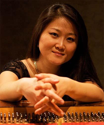 La pianista Jin-Ju