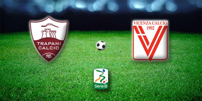Trapani-Vicenza 1-2 - DIRETTA