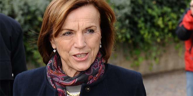 L'ex ministro Elsa Fornero - Foto Niccolò Caranti (CC BY-SA 3.0)