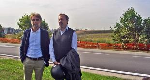 Stefano Fracasso (a sinistra) e Maurizio Scalabrin