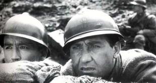 """Vittorio Gassman e Alberto Sordi nel film """"La Grande Guerra"""", di Mario Monicelli"""