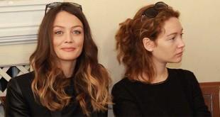 Francesca Cavallin e Cristiana Capotondi