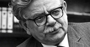 Lo scrittore Premio Nobel Elias Canetti - Foto by Dutch National Archives (CC BY-SA 3.0)