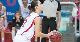 Lucia Ferri al tiro