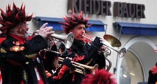 Eurocarnevale, edizione di Salisburgo (foto di Anna Perazzoli)