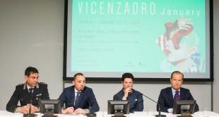Da sinistra: Martino Salvo, Davide Corazzini, Matteo Marzotto e Corrado Facco