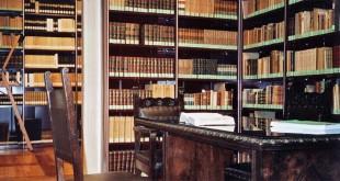 Una delle sale della Biblioteca La Vigna (Foto Archivio Biblioteca La Vigna - Vicenza)