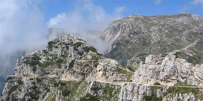 Muore escursionista sul Pasubio