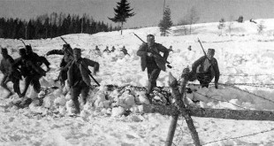 Truppe austriache in addestramento - Foto: Archivio storico Dal Molin, tratta da Asiago.it