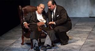 Eros Pagni e Federico Vanni
