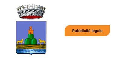 Comune di Trissino (VI) - Pubblicità Legale