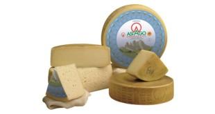 Esempio di autentico Made in Italy, il formaggio Asiago