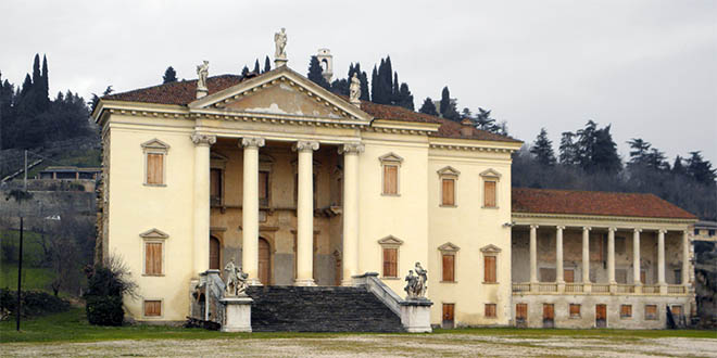 Villa Da Porto, a Montorso Vicentino - Foto: Threecharlie (C.C. 4.0)