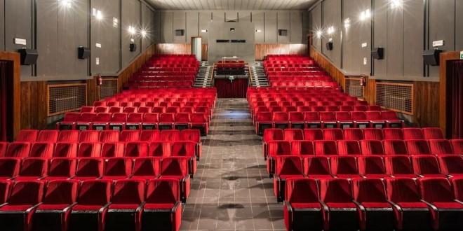 Il Cinema Primavera, di Vicenza, nella foto di Emanuele Tortora