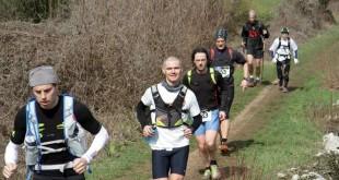Alcuni partecipanti di una passata edizione di Ultrabericus trail