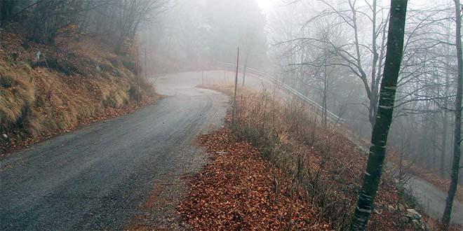 La strada provinciale della Vena